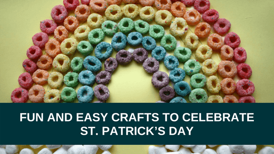 Fun And Easy Crafts To Celebrate St Patrick S Day Wisconsin