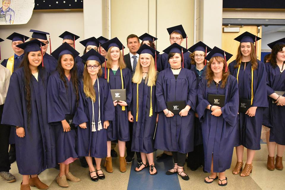 graduation class wisconsin virtual learning 2018