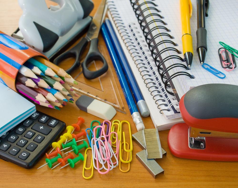 school supplies 2018-19